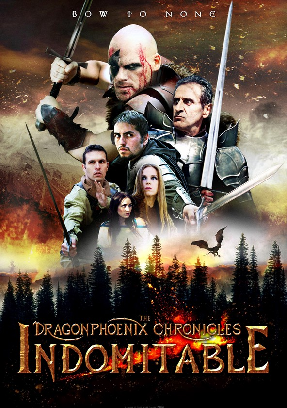 Indomitable: The Dragonphoenix Chronicles