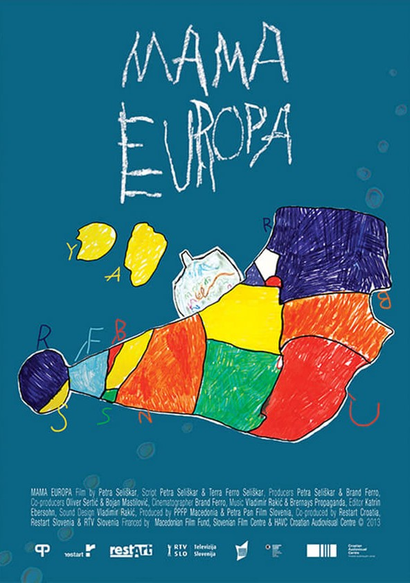 Mother Europe poster