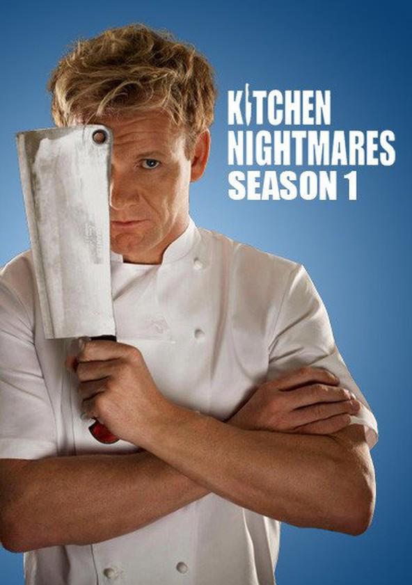kitchen nightmares season 1 poster - Kitchen Nightmares Watch Online