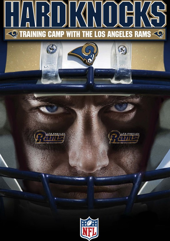 Training Camp with the Los Angeles Rams