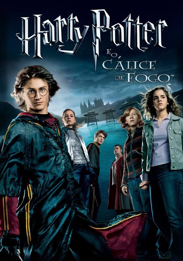 Harry Potter e o Cálice de Fogo poster