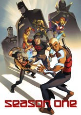 Young Justice Season 3 Watch Episodes Streaming Online