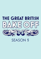 The Great British Bake Off Series 5