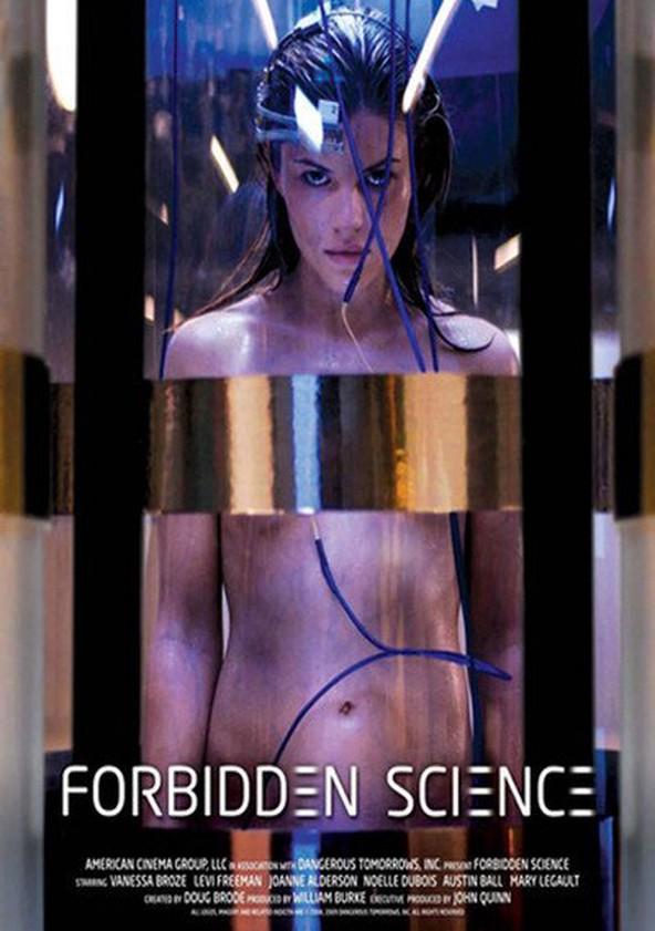 Forbidden Science Season 1 Poster