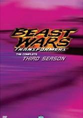 Beast wars season 3