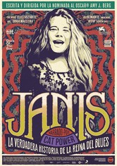 Janis. La verdadera historia de la reina del blues