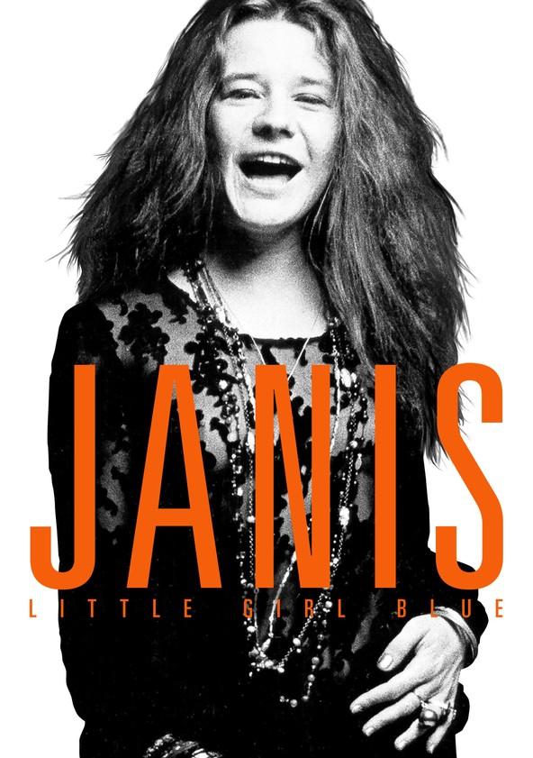 Janis: Little Girl Blue poster