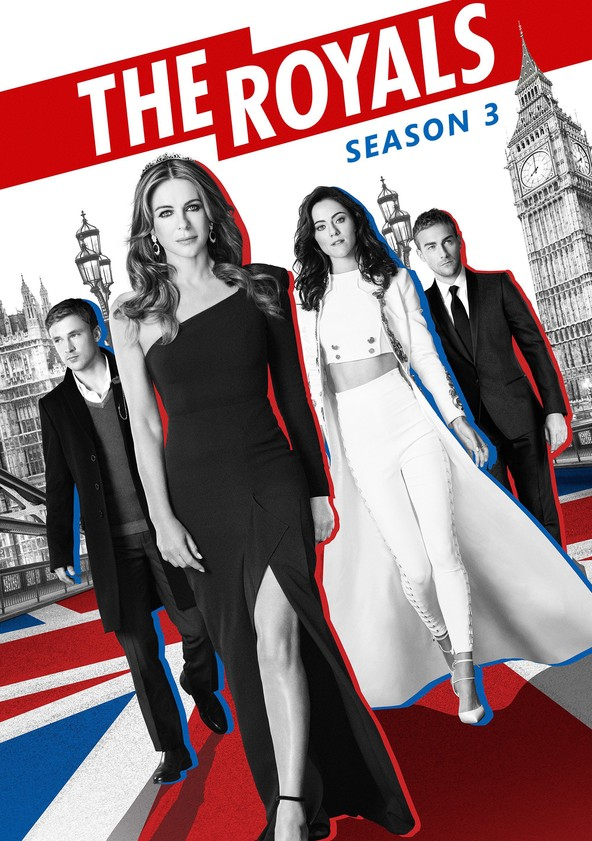 The Royals Season 3 poster