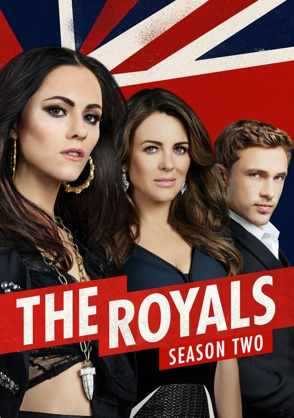 The Royals Season 2 poster