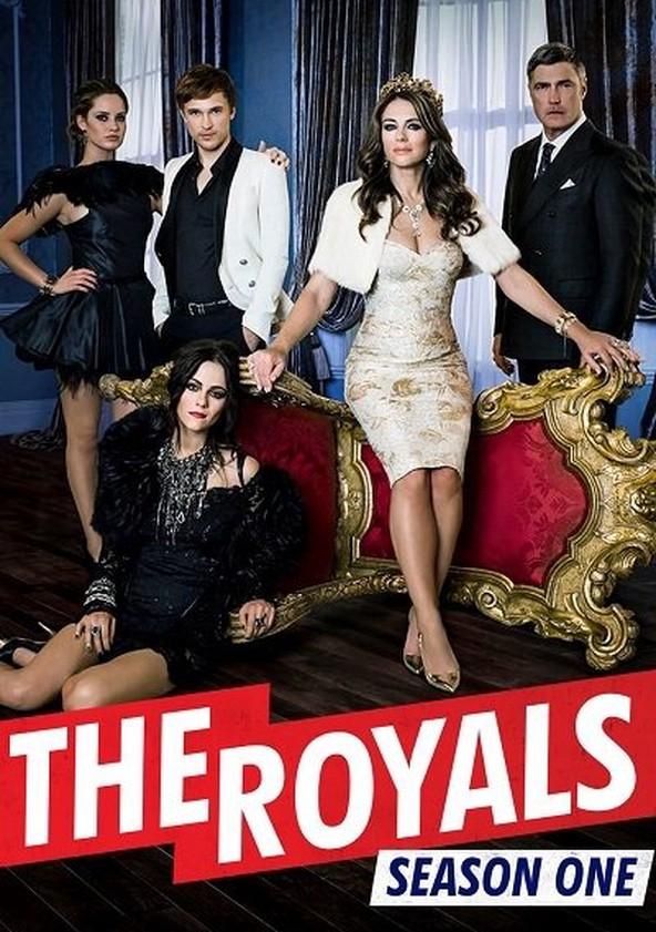 The Royals Season 1 poster