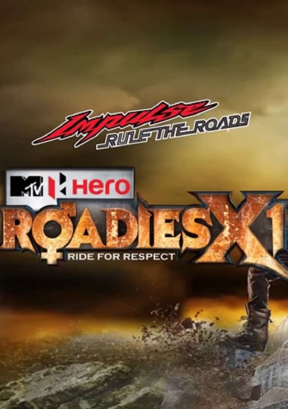 MTV Roadies Rising Season 16 - watch episodes streaming online