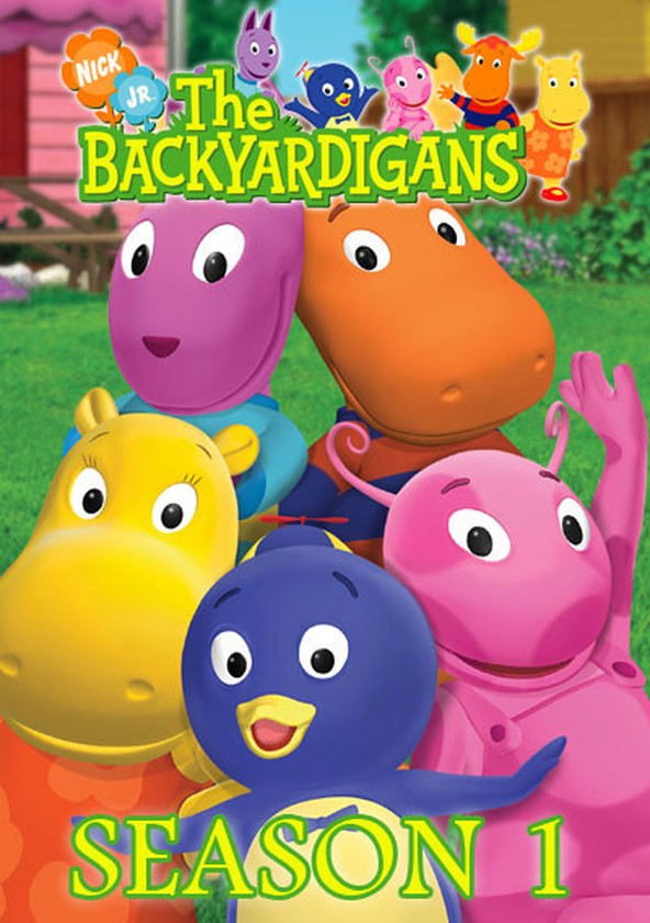 The Backyardigans Staffel 1 Jetzt Stream Anschauen