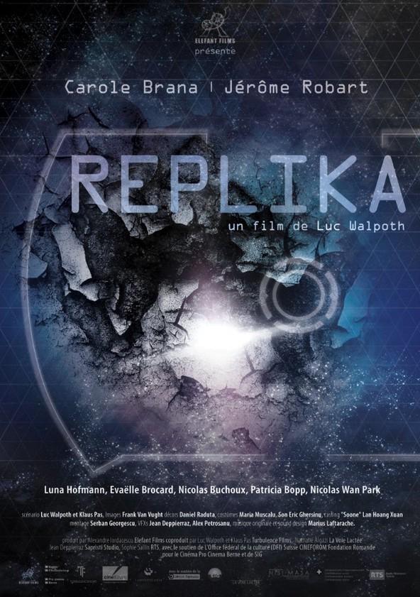 Replica poster
