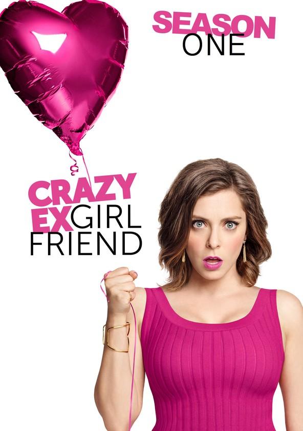 Crazy Ex-Girlfriend Season 1 poster