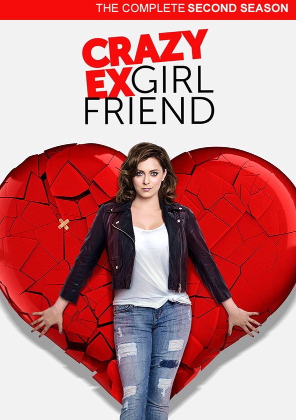 Crazy Ex-Girlfriend Season 2 poster