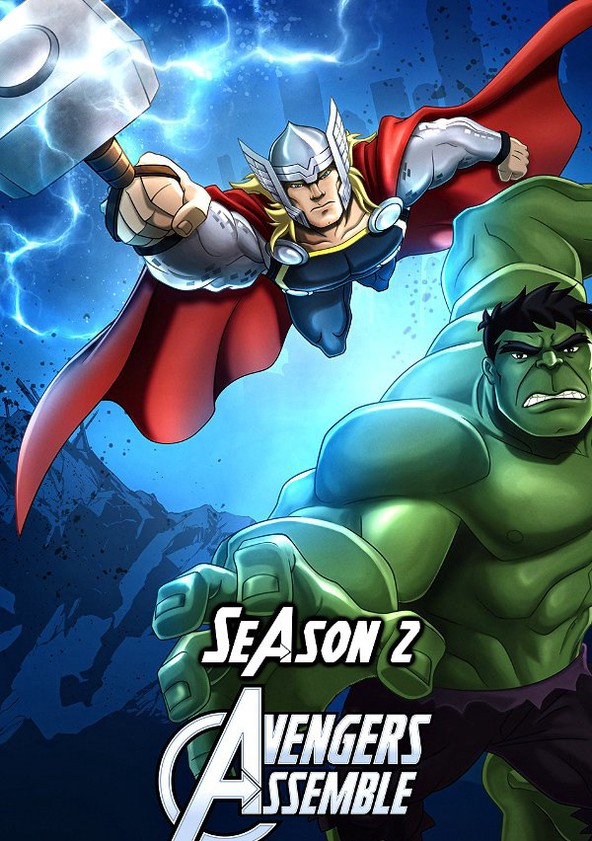 marvel avengers assemble season 2