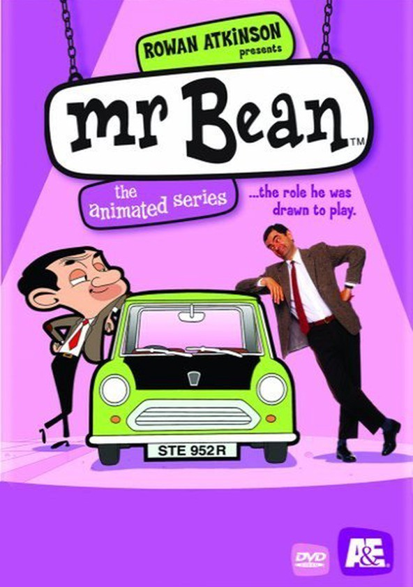Mr. Bean: The Animated Series Season 1 poster