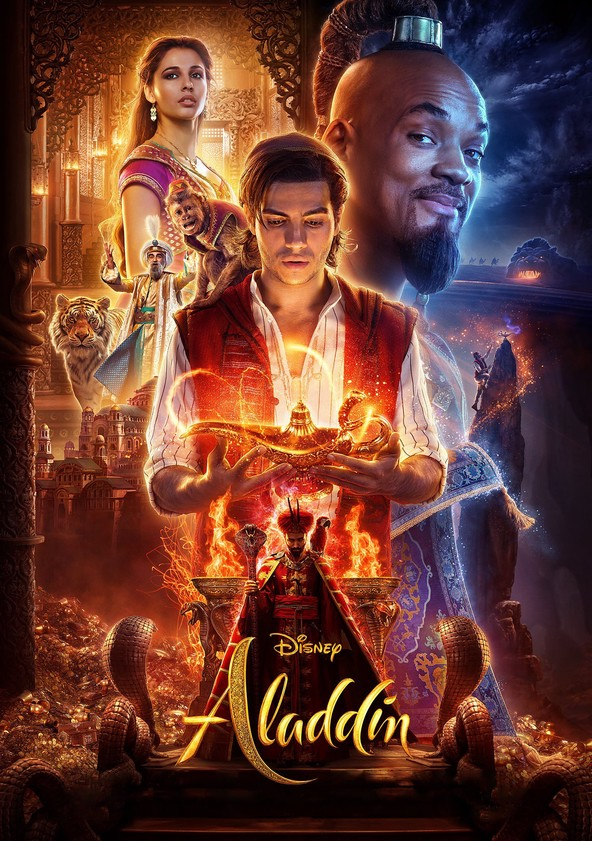 Aladdin Movie Where To Watch Stream Online