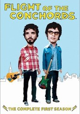 Flight of the Conchords Saison 1