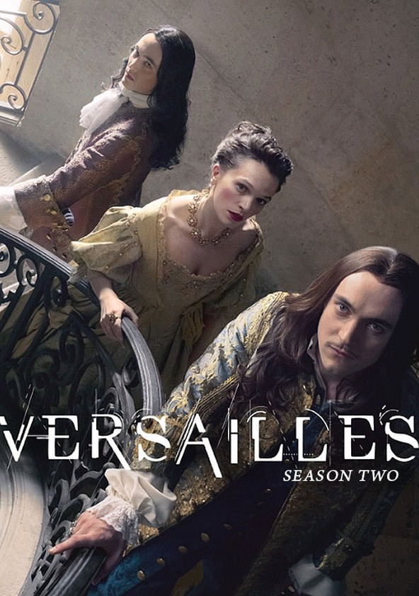 Versailles Season 2 poster