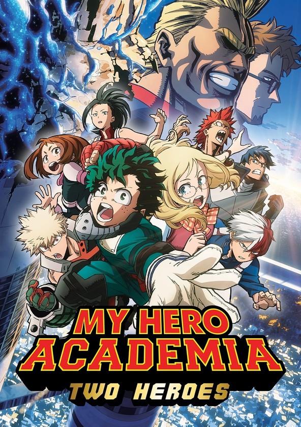 Boku no Hero Academia: Dos héroes
