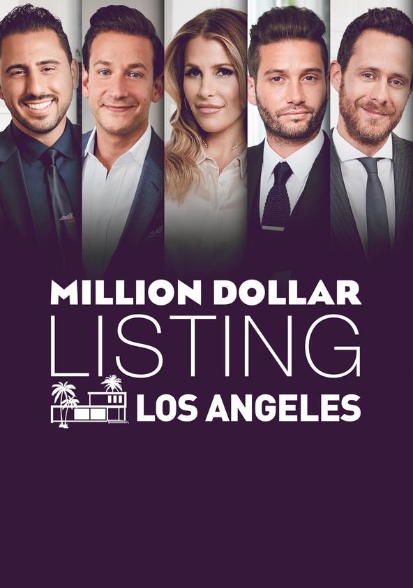 Million Dollar Listing Los Angeles Season 11 poster