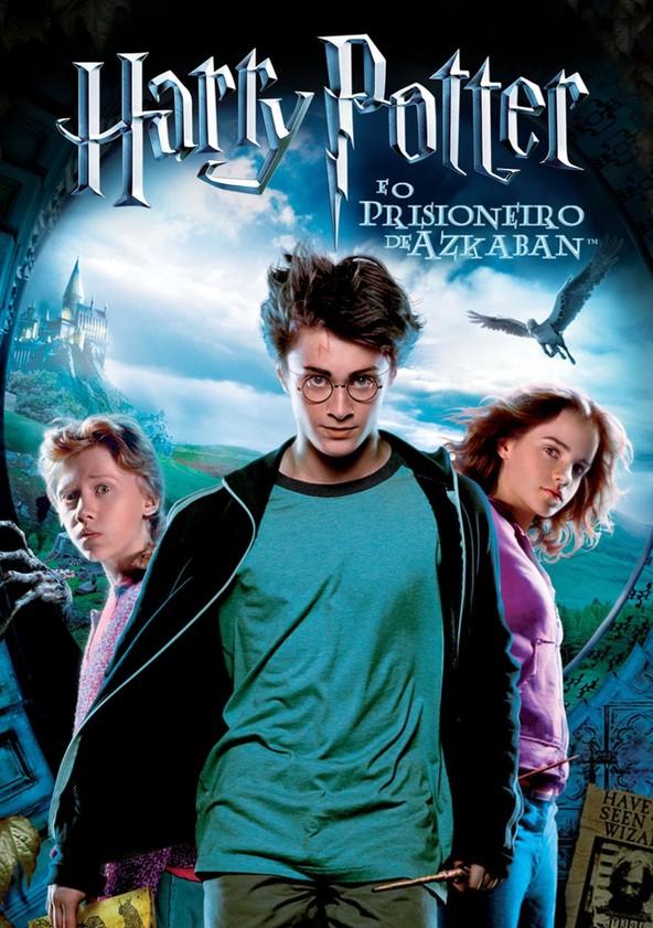 Harry Potter e o Prisioneiro de Azkaban poster