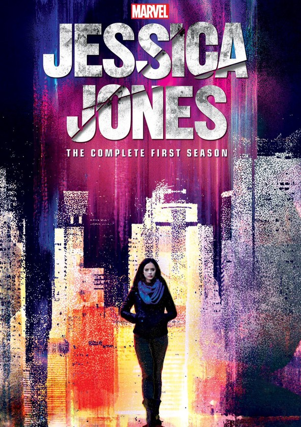 Marvel's Jessica Jones Season 1 poster