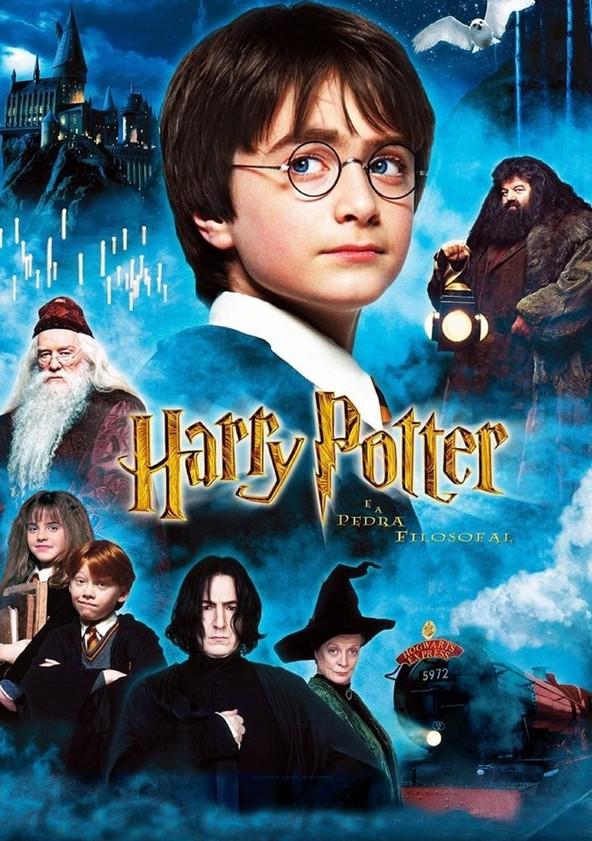 Harry Potter e a Pedra Filosofal poster