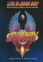 Journey Escape and Frontiers Live in Japan