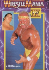 WWE WrestleMania IV