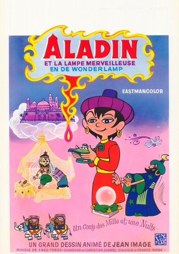 Aladdin lampe datant