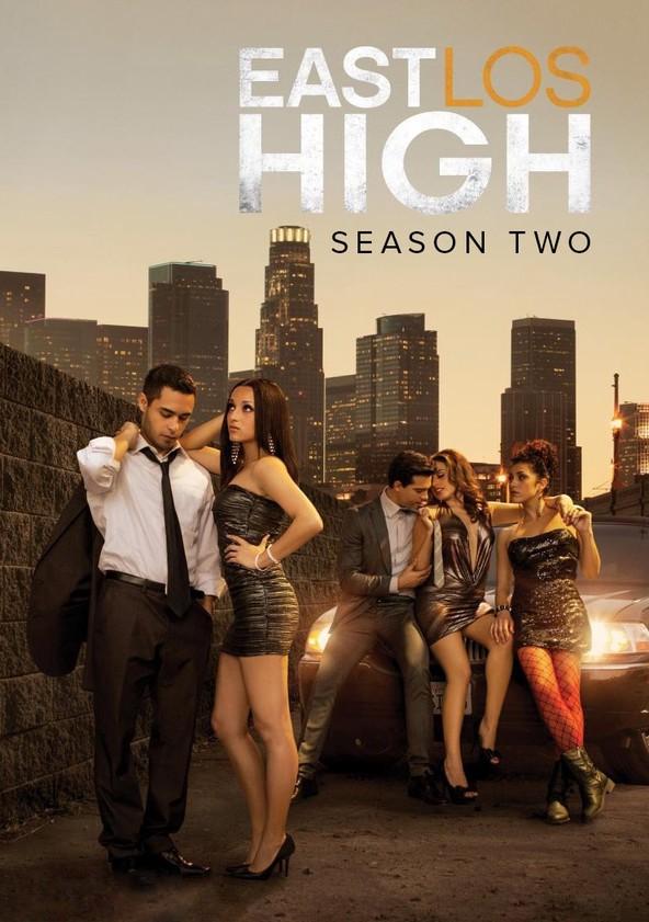 East Los High Season 2 poster