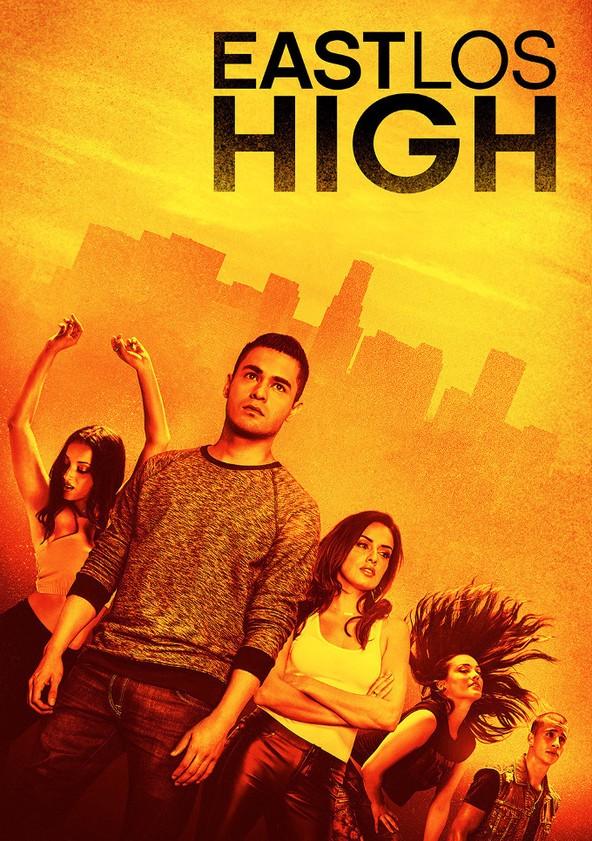 East Los High Season 4 poster