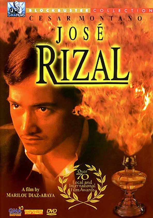 characters in the movie jose rizal Jose rizal: movie analysis jose rizal is a also helps to remind the audience how dr jose rizal assimilated the events of his own life to those of his characters.