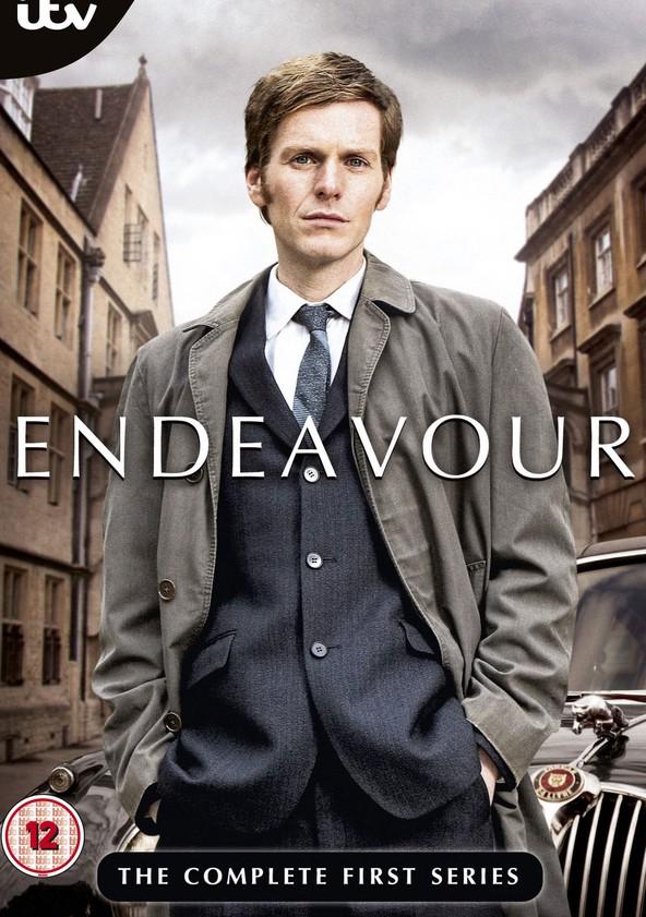 Endeavour Season 1 poster