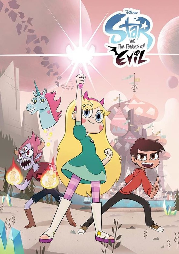 Star vs. the Forces of Evil Season 3 poster