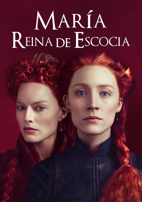 María, reina de Escocia poster