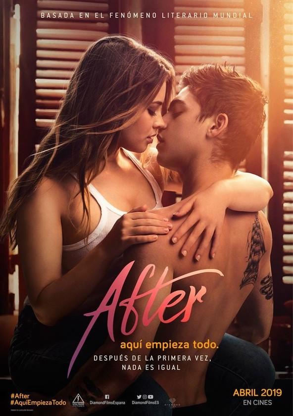 After: Aquí empieza todo poster