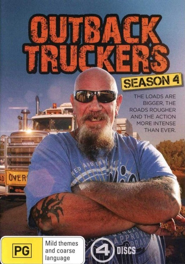 Outback Truckers Season 1 Episode 1 - M4uFree