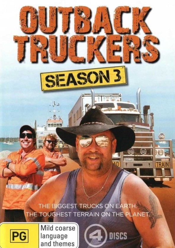 Outback Truckers (TV Series 2012– ) - IMDb