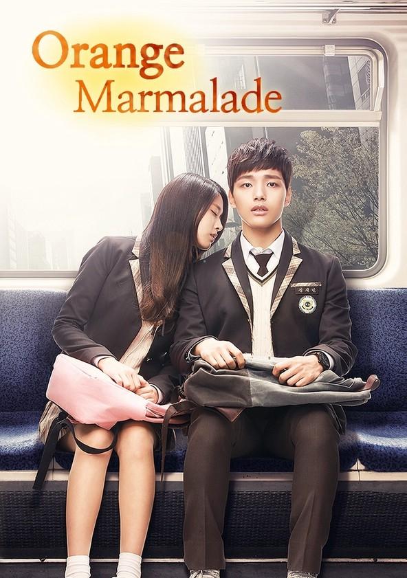 오렌지 마말레이드 poster