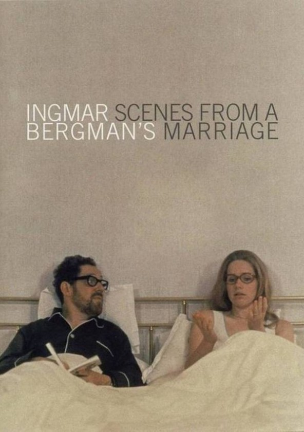 Scenes from a Marriage poster