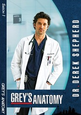 Grey's Anatomy Saison 1