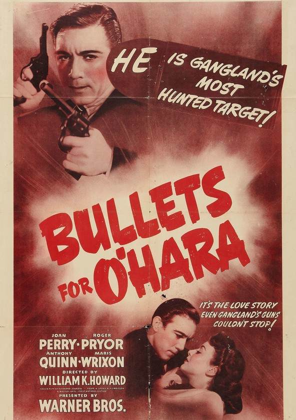 Bullets for O'Hara