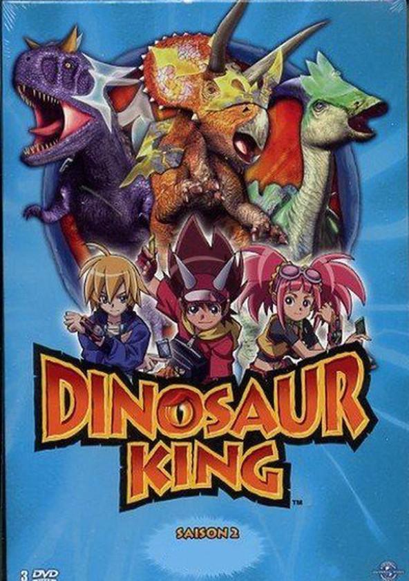 Voir la saison 2 de dinosaur king tous les pisodes en - Dinosaure king saison 2 ...