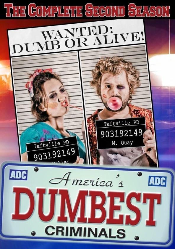 America's Dumbest Criminals Season 2 poster