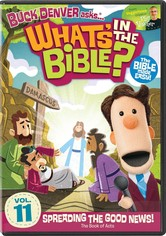 What's in the Bible: Spreading the Good News!