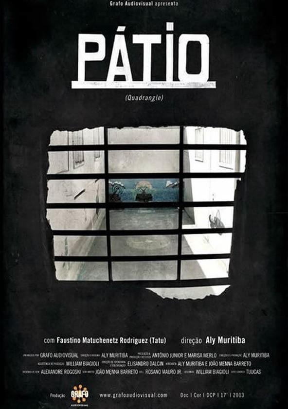 Pátio poster