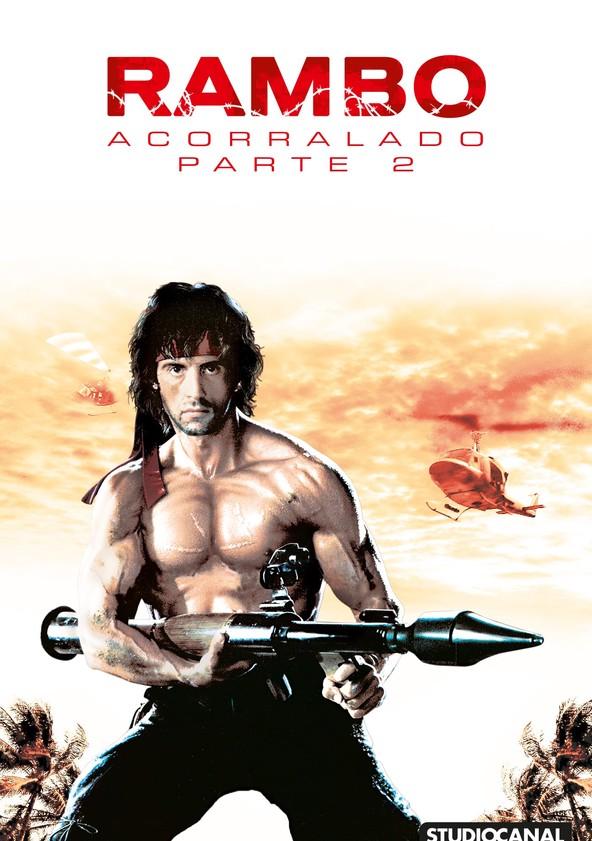 Rambo: Acorralado Parte II